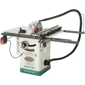 "10"" 2 HP 230V Hybrid Table Saw with Riving Knife, Polar Bear Series"