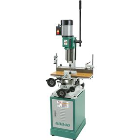 Mortising Machine with XY Table and Stand