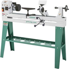 "14"" x 37"" Wood Lathe with Copy Attachment"