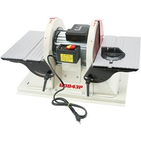 "12"" Double Disc Sander - Polar Bear Series"
