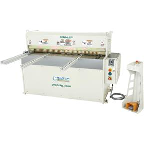 "Heavy-Duty 50"" Electric Metal Shear - Polar Bear Series"