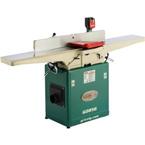 """8"""" x 72"""" Jointer with Helical Cutterhead & Mobile Base"""
