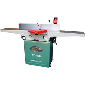 "8"" x 72"" Jointer with Spiral Cutterhead & Mobile Base"