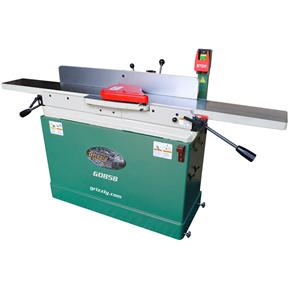 "8"" x 76"" Parallelogram Jointer with Spiral Cutterhead & Mobile Base"