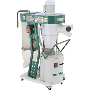 2 HP Portable Cyclone Dust Collector