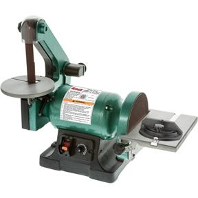 "Variable-Speed 1"" x 30"" Belt/ 6"" Disc Sander"