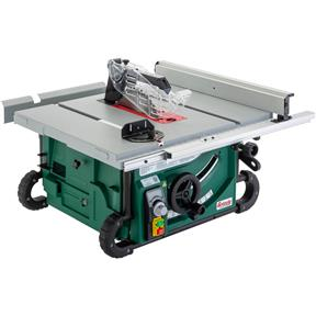 "10"" 2 HP Benchtop Table Saw with Riving Knife"
