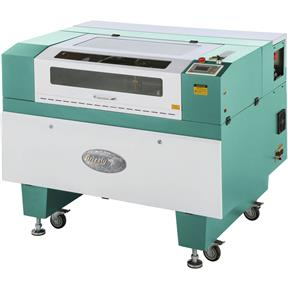 "100W 23"" x 35"" CNC Laser Cutter/Engraver"