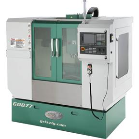 "10"" x 31"" Enclosed CNC Mill w/Auto Tool Changer"