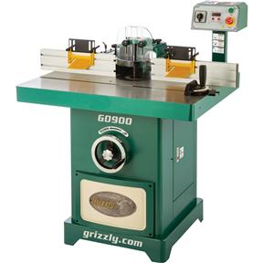 5 HP Deluxe Spindle Shaper