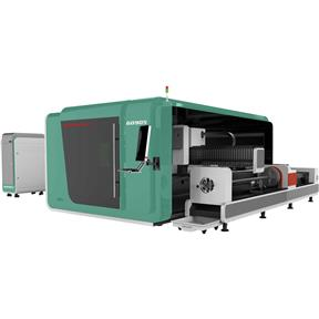 """60"""" x 118"""" Fiber Laser With Rotary Tube 3000W"""
