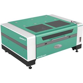 "63"" x 39"" CO2 Laser Cutter 100W Double Head"