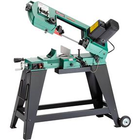 "4"" x 5-1/2"" Variable-Speed Metal-Cutting Bandsaw"