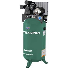 80-Gallon 4.7 HP Stationary Air Compressor