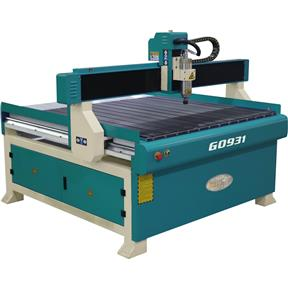 "47"" x 47"" CNC Router With T-Slot Table"