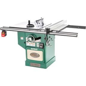"""10"""" 3 HP 220V Cabinet Table Saw"""