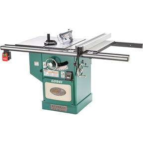 "10"" 3 HP 220V Cabinet Table Saw"
