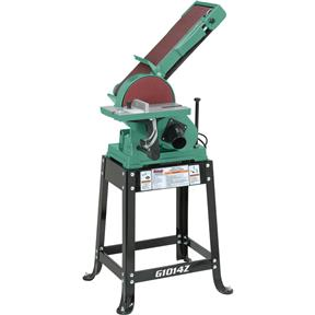 "6"" x 48"" Belt/9"" Disc Z Series Combo Sander"