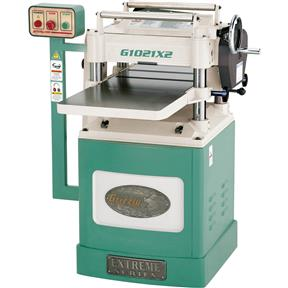 "15"" 3 HP Extreme Series Planer w/ Helical Cutterhead"