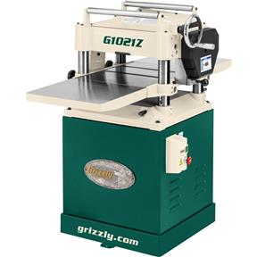 """15"""" 3 HP Planer w/ Cabinet Stand"""