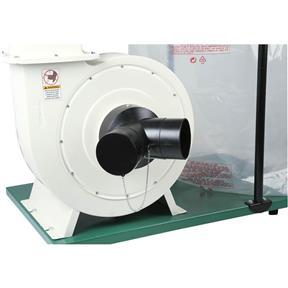2 HP Dust Collector with Aluminum Impeller - Polar Bear Series