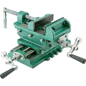 "4"" Cross-Sliding Vise"