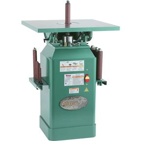 1 HP Oscillating Spindle Sander