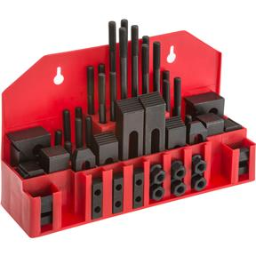"58 pc. Clamping Kit for 1/2"" T-Slots"