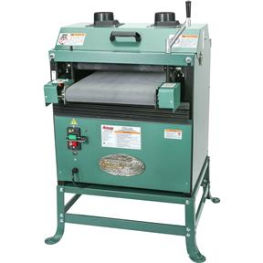 "16"" 2 HP Drum Sander w/ Rubber Conveyor"