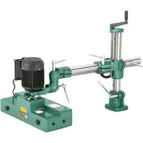 Track Feeder w/ 4 Speeds, Single-Phase