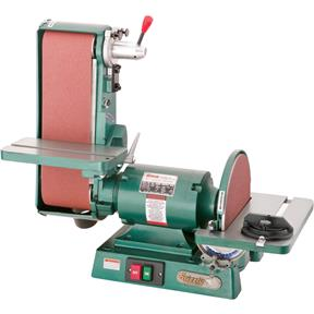 "6"" x 48"" Belt/12"" Disc Combo Sander, 3450 RPM"