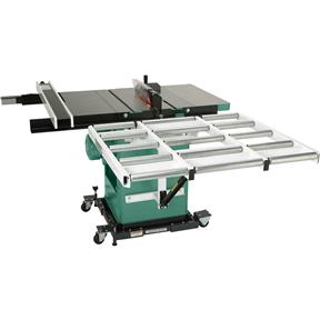 "37"" Outfeed Roller System For Table Saws"
