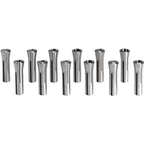 12 pc. Precision R-8 Collet Set