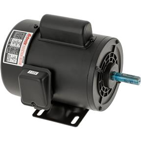 Motor 1/2 HP Single-Phase 1725 RPM TEFC 110V/220V