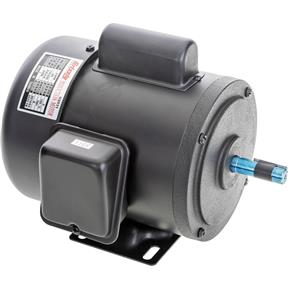 Heavy-Duty Motor 3/4 HP Single-Phase 3450 RPM TEFC 110V/220V