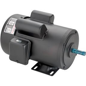 Heavy-Duty Motor 2 HP Single-Phase 3450 RPM TEFC 110V/220V
