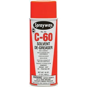 Solvent Cleaner & Degreaser