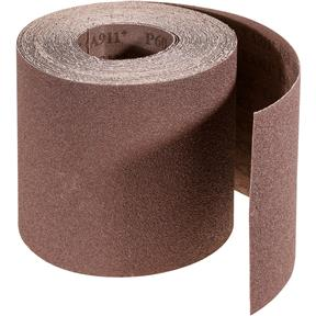 "6"" x 50' A/O Sanding Roll 60-X Grit, Cloth"