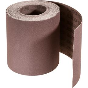 "6"" x 50' A/O Sanding Roll 150 Grit, Cloth"