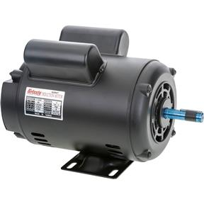 Motor 1-1/2 HP Single-Phase 1725 RPM Open 110V/220V