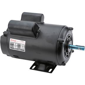 Motor 2 HP Single-Phase 3450 RPM Open 110V/220V