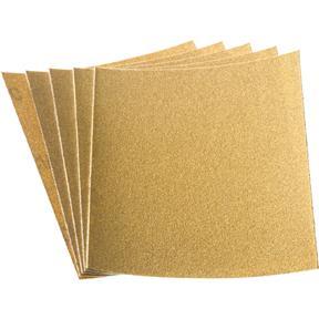 """4-1/2"""" x 5-1/2"""" A/O Sanding Sheet 150 Grit H&L, 5 pk."""