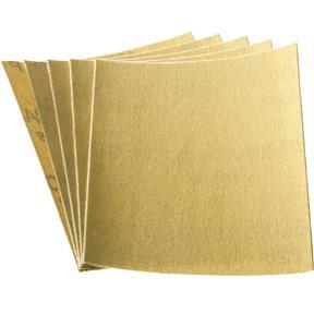 """4-1/2"""" x 5-1/2"""" A/O Sanding Sheet 220 Grit H&L, 5 pk."""