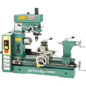 "19-3/16"" 3/4 HP Combo Lathe/Mill"
