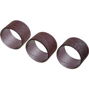 """2"""" Dia. x 1-1/2"""" A/O Hard Sanding Sleeve, 100 Grit, 3 pk."""