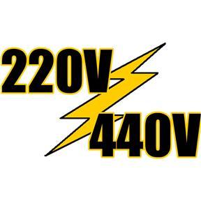 440V Conversion Kit for G0447
