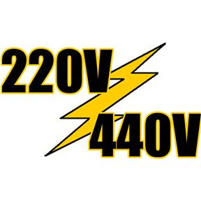 440V Conversion Kit for G0606X1