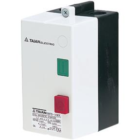 Magnetic Switch, 3-Phase, 220V Only, 3 HP