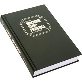 Machine Shop Practice - Vol. 1 - Book
