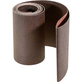 "6"" x 186"" A/O Sanding Belt 100-J Grit"